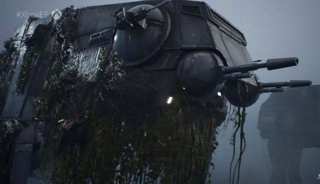 Star Wars Jedi: Fallen Order E3 trailer shows Cal taking on an AT-AT