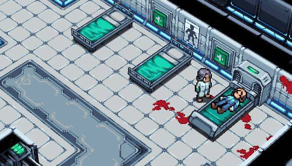Space pirates murder everybody in the trailer for colony management sim Starmancer