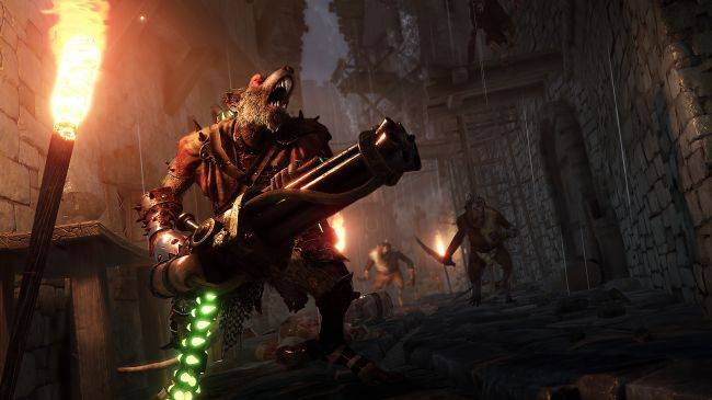 Vermintide 2's new Versus mode lets you take up arms as the rats and Rotbloods
