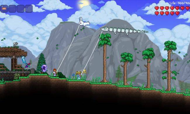 Terraria unveils the huge Journey's End update