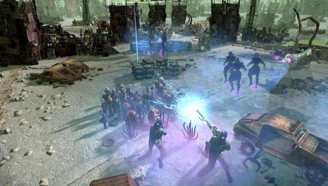 Watch the Age of Wonders: Planetfall interview from the PC Gaming Show