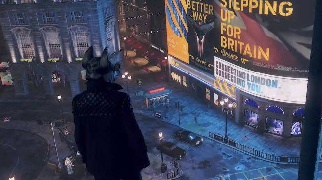 Watch Dogs Legion trailer shows London setting and recruited player characters