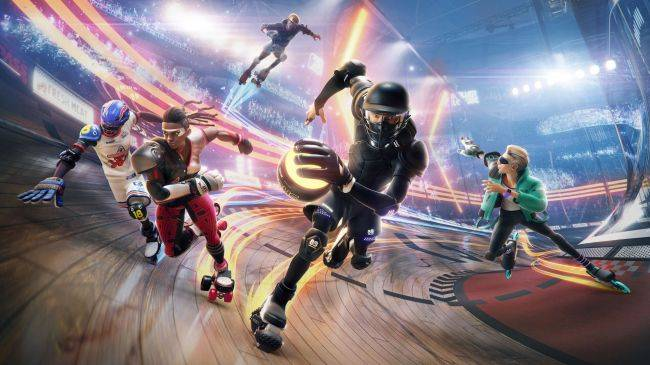 Ubisoft's skating PvP sport Roller Champions is free to play in alpha right now