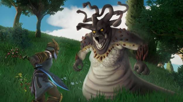Gods & Monsters is a mythical adventure from Assassin's Creed Odyssey devs