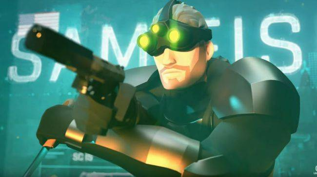 Splinter Cell's Sam Fisher returns... in a mobile tactics game