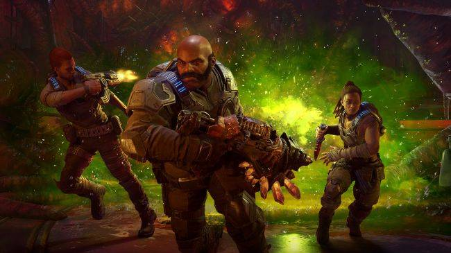 Gears 5 will support 3-player splitscreen on PC