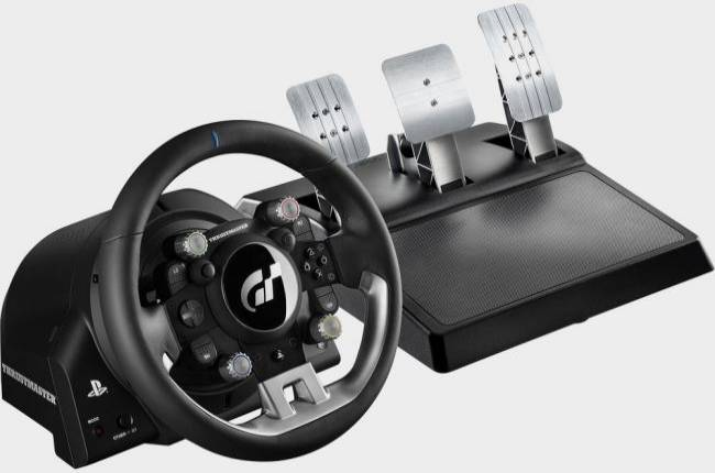 Thrustmaster's T-GT racing wheel is $250 off for today only