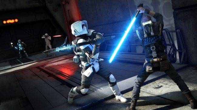 Jedi: Fallen Order won't let you dismember people with your lightsaber