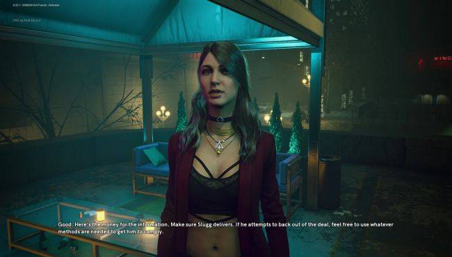 Watch 20 minutes of Vampire: The Masquerade - Bloodlines 2 gameplay