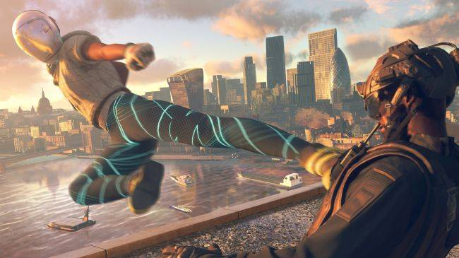 Half of Watch Dog Legion's weapons are non-lethal