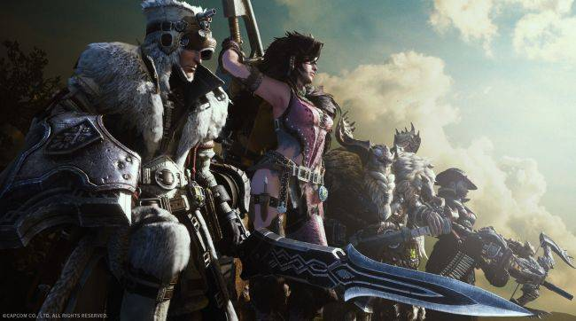 Capcom wants to shrink the gap between Monster Hunter PC and console releases