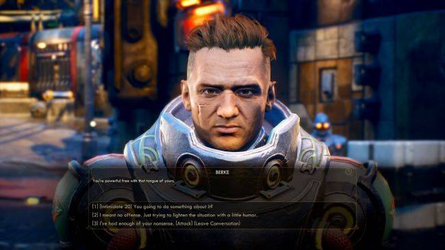Here's over 20 minutes of The Outer Worlds E3 2019 gameplay footage