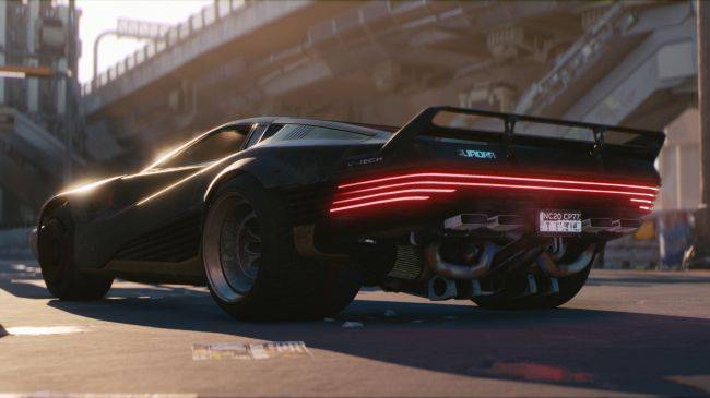 Cyberpunk 2077's vehicles will come when you call, just like Geralt's horse