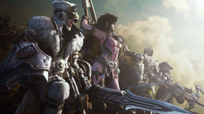 Our first glimpse of the Monster Hunter film surprisingly isn't terrible