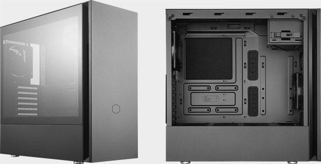 Cooler Master is launching two new cases designed to keep your PC quiet