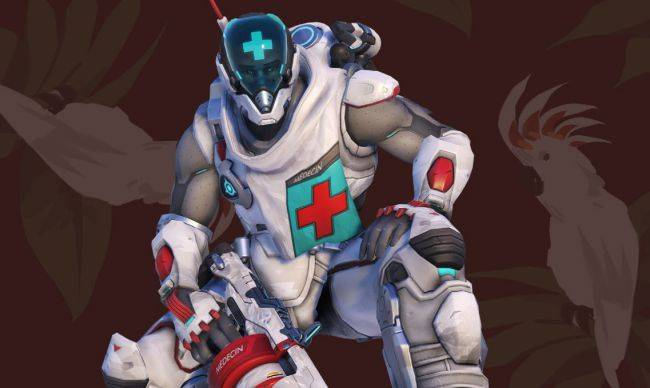 The Overwatch Baptiste Challenge puts a new skin, icon, and sprays up for grabs