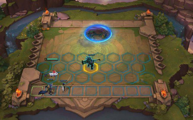 Teamfight Tactics is now playable on the League of Legends PBE
