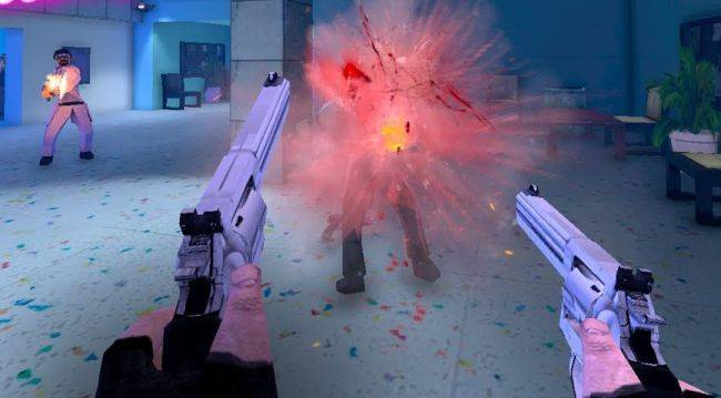 Movie-inspired retro FPS Maximum Action gets help from the developers of Dusk