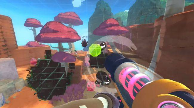 Slime Rancher's free update adds a digital world and virtual slimes