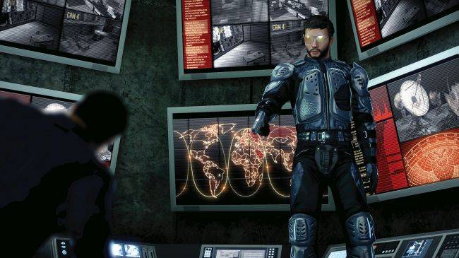 Alpha Protocol has been removed from Steam