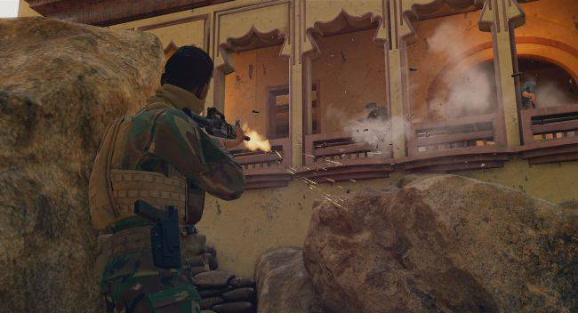 Insurgency: Sandstorm is free for the weekend on Steam