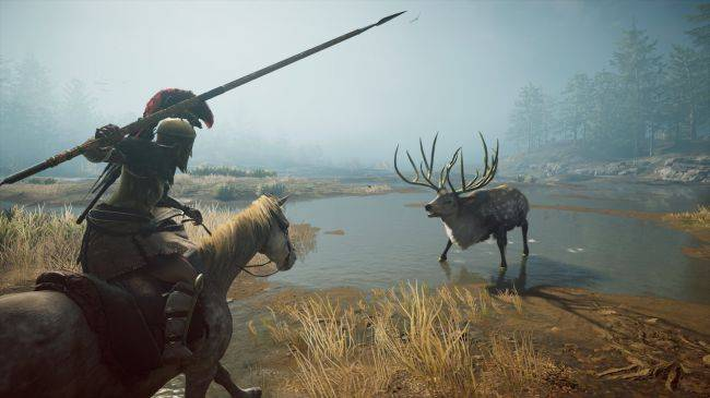 Assassin's Creed Odyssey's Story Creator has spawned a lot of farming quests