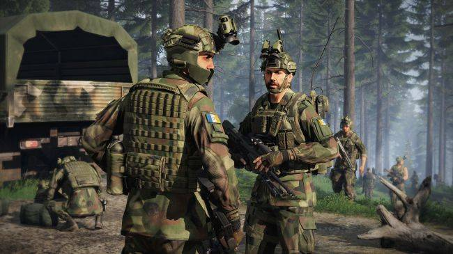 Arma 3's alien expansion will add new factions, terrain and more to the sandbox
