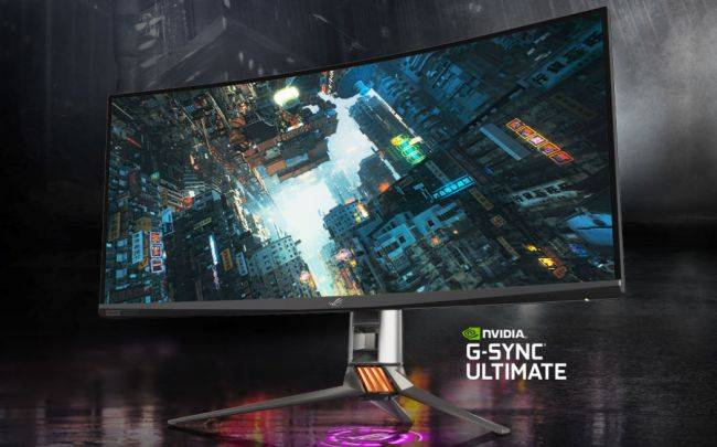 You can finally preorder this beastly 35-inch gaming monitor, but it costs £2699