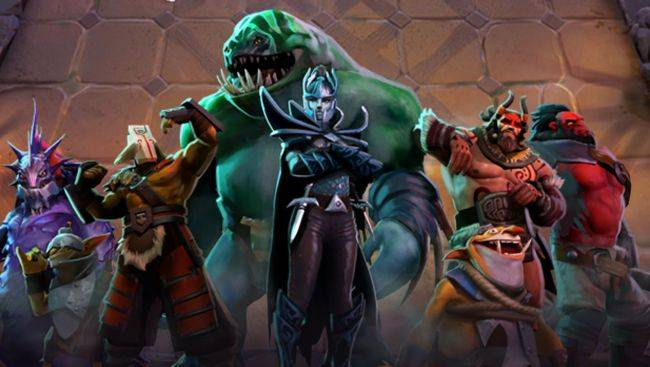 Dota Underlords has more than double Artifact's peak player count