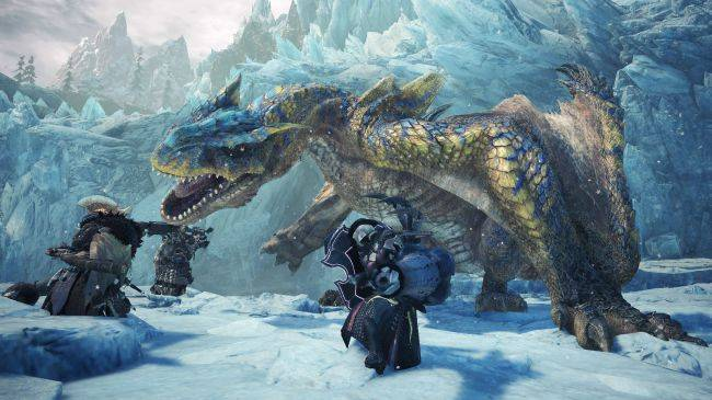 Monster Hunter: World is adding an incredibly exciting dynamic difficulty setting
