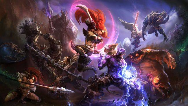 League of Legends blocked in Iran and Syria