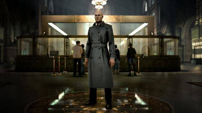 Here's a trailer for Hitman 2's New York bank level, which arrives tomorrow