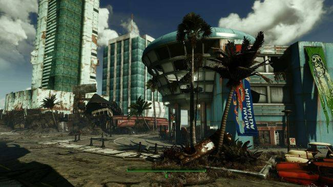 A early version of the Fallout Miami mod has been released