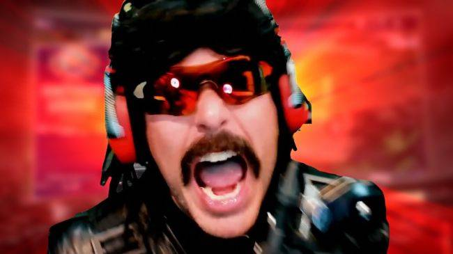 Dr Disrespect is back on Twitch
