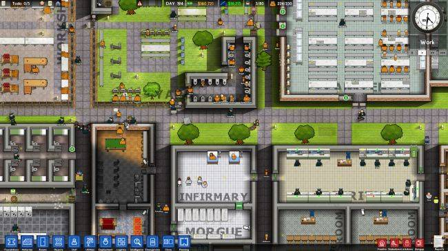 Prison Architect gets its first update from the new devs