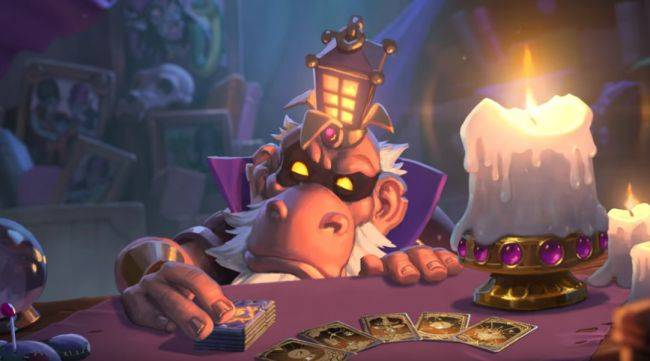 Hearthstone's next expansion teases the return of the League of Explorers
