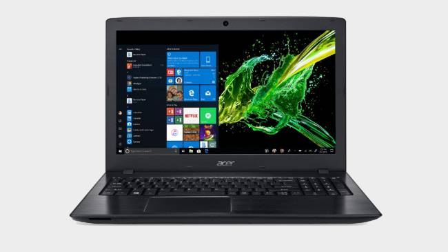 Jump into portable PC gaming with the Acer Aspire E 15, now $499