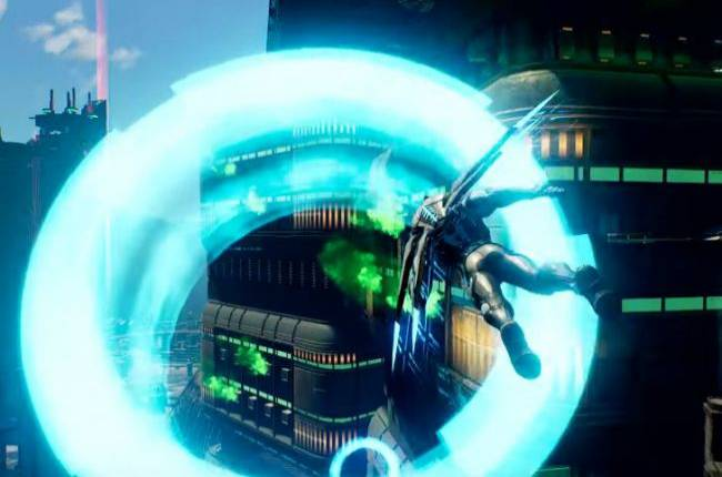 Crackdown 3 adds flying and air strikes