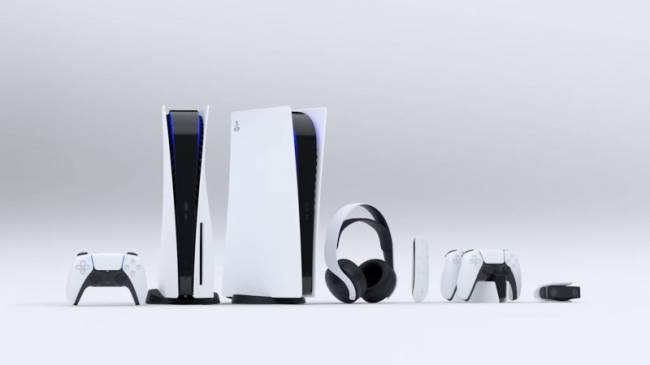 Sony Shows Off First Wave Of PlayStation 5 Peripherals
