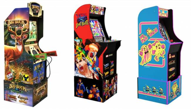 Arcade1Up Announces Ms. Pac-Man Cabinet And More