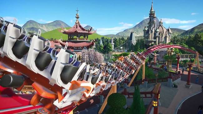 Planet Coaster Coming To The PlayStation 5 & Xbox Series X