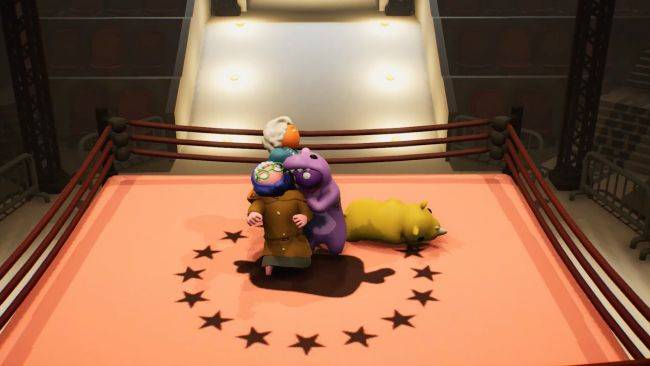 Gang Beasts becomes self-published as Double Fine Presents winds down