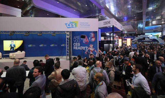 CES 2021 will go ahead with a live show, but planners claim health is a priority