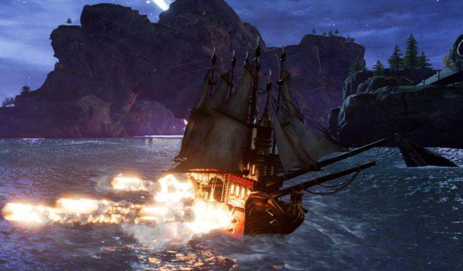 Naval battle royale Maelstrom launches a PvE 'Gauntlet' mode