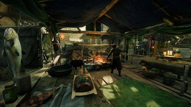 Here's how food and drink will work in upcoming MMO New World