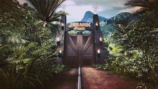 Half-Life 2 Jurassic Park mod will now be standalone