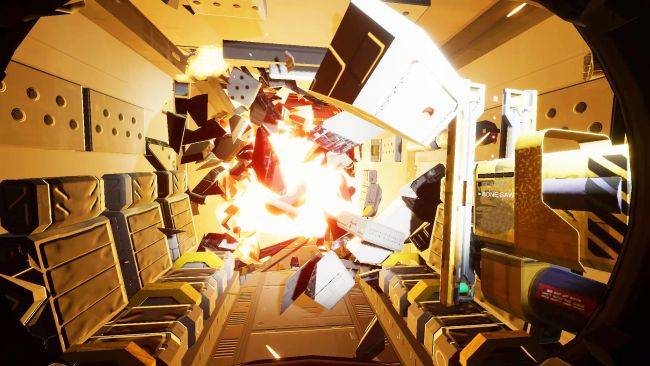 Hardspace: Shipbreaker's latest trailer shows how zero-g space salvaging can go very, very wrong
