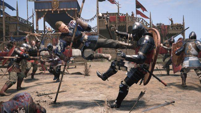 Chivalry 2 gets a bloody new trailer, will have crossplay between PC and console