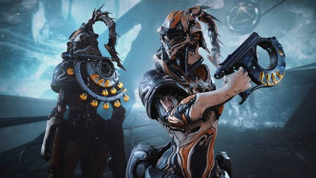 Warframe's Deadlock Protocol update adds a new boss, new warframe and remastered levels today