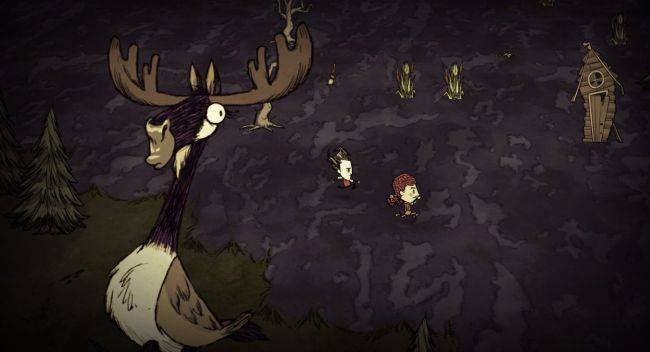 Don't Starve Together gets a new character and his dog next week